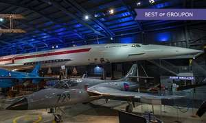 Fleet Air Arm Museum: Entry Ticket for a Child £5.50, Adult £7 or Both £12.50 (Up to 52 Percent Off) @ Groupon
