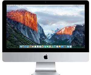 "Apple iMac 21.5"" // Intel Core i5 2.8 GHz // 8GB RAM - £899 Direct from Amazon"