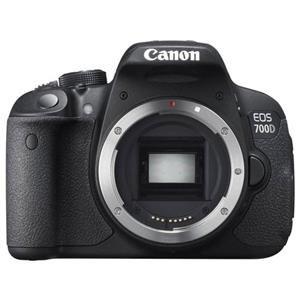 Canon EOS 700D D-SLR Camera Body + Free Canon Bag £309 @ John Lewis