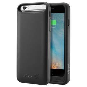 Spigen iPhone 6 Case (doubles battery life) £26.99 Sold by amazinjosh and Fulfilled by Amazon.
