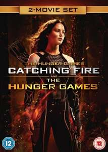 Hunger Games/Catching Fire Double Pack DVD - £5.00 Tesco (Bradley, Stoke)