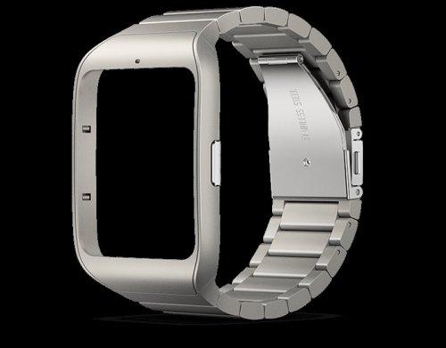 SmartWatch 3 Wrist Strap SWR510 - Steel back in stock £54.99 @ Sony