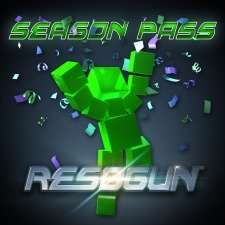 RESOGUN Season Pass PS4 £2.49 @ Playstation Store