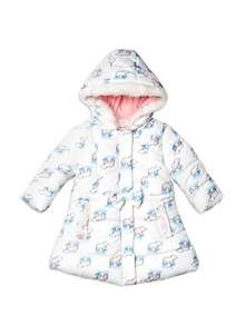 Pumpkin patch girls padded jacket only £7 + £4.95 del @ Pumpkin Patch