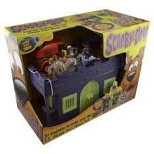Scooby Doo Pirate Fort Mega Pack - Glow in the Dark £7.50 @ tescodirect