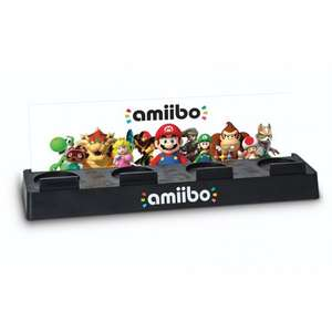 Amiibo Clear Display Stand (holds 4) reduced to £4.99 @ Smyths
