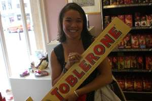 400G Toblerone bars 2 for £5 @ WH SMITHS
