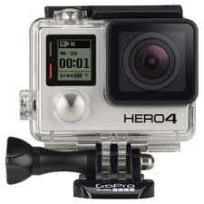 GoPro Hero 4 Black Edition back £199.99 at Tesco Direct - BACK OUT OF STOCK :-(