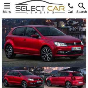 VW Polo 1.8 TSI GTI 3dr £4632.85 @ selectcarleasing