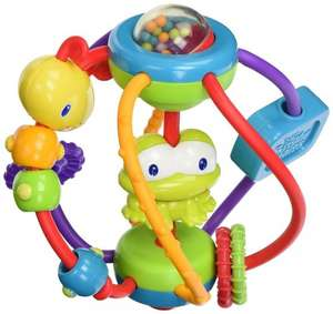 Bright Starts Clack and Slide Activity Ball £3.80 @ Amazon (Add-on Item)