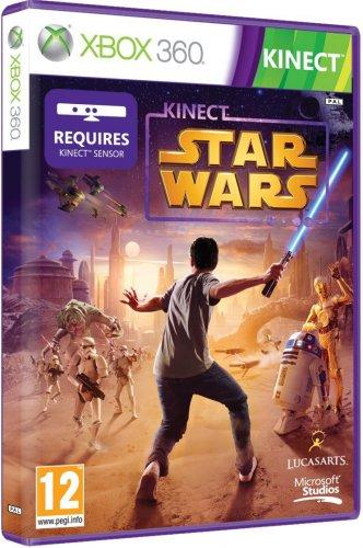 Star Wars Kinect xbox 360 £3 (Prime) £5.99 (Non Prime) @ Amazon [Lightning Deal]