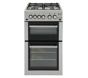 FLAVEL MLB51NDS Gas Cooker - Silver was £479.99 last month and now £229.99 inc delivery from Currys