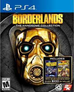 Borderlands Handsome collection Ps4 [Digital] £16.82 Amazon US