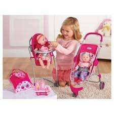 Graco deluxe playset just like mom stroller and highchair instore £10 @ Tesco