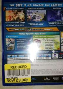 Trials Fusion the Awesome Max Edition, PS4/XB1, £3.00 instore @ Tesco Fratton