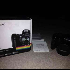 Polaroid iE4038 18MP 40x Optical Zoom for £25 @ Sainsburys instore
