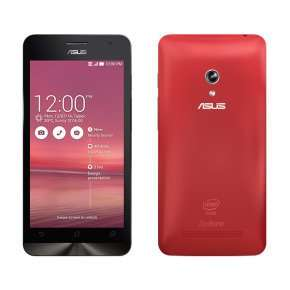 "Asus Zenfone 5 (A500KL) 2GB RAM 16GB ROM 4G 5"" IPS screen QuadCore £96.99 (RED) DELIVERED at Ebuyer.com"