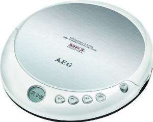 AEG Portable CD Player - £29.99 @ Amazon