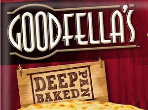 Goodfella's Deep Pan BBQ Pulled Pork / Pepperoni / Meat Fiesta / Deliciously Cheesy 419g all £1.00 @ Morrisons