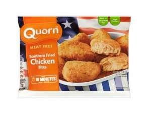 Quorn Southern Fried Chicken Bites (300g) £1 @ Morrisons...