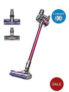 Dyson V6 Absolute £272.80 @ Very.co.uk with 20% discount code and collect+