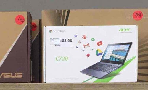 Acer C720 Chromebook £68.99 @ Sainsburys Harrogate