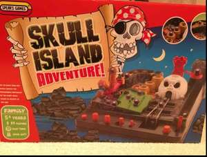 Skull Island Adventure Game £2.13 at Tesco Instore National