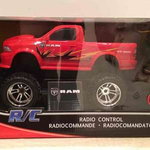Large Ram Radio Controlled Pick up Truck £7.50 at Tesco Instore National