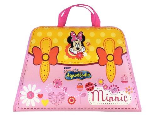 Aquadoodle Minnie Mouse Doodle Bag  £5.89 (prime) £9.86 (non prime) at Amazon