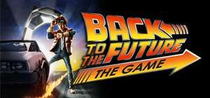 Back to the Future: The Game (PC - Steam, DRM-free and Telltale) for £1.89 @ Humble Store