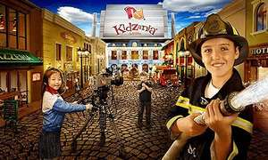 Kidzania - Book a Childs Ticket and get an Adult Ticket for just 1p @ Little Bird