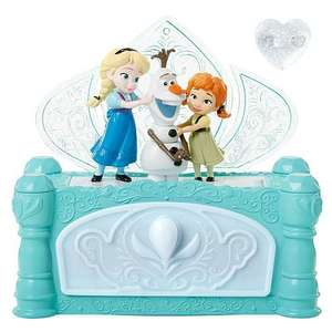 Frozen Jewellery Box £12 at Tesco in Store