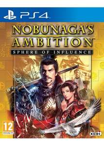 Nobunaga's Ambition (PS4) £19.99 @ base