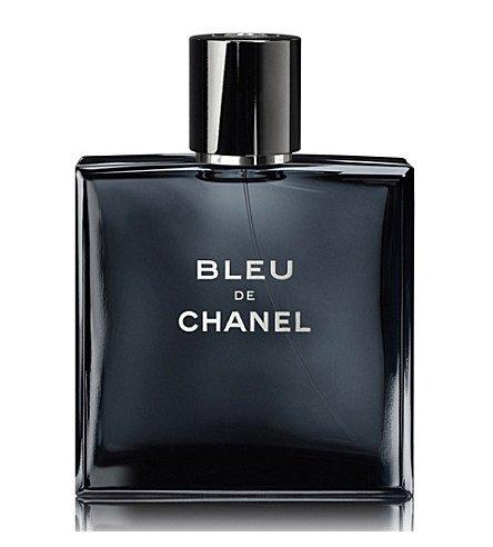CHANEL BLEU DE CHANEL Eau de Toilette Spray 150ml  £80 with free collection or £5 standard delivery @ Selfridges
