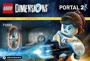 Lego Dimensions Portal 2 Level Pack £22 @ Tesco