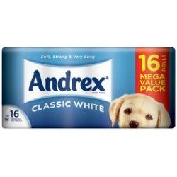 andrex 16 roll pack £5 @ morrisons
