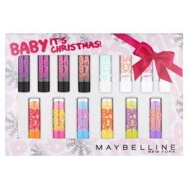 Maybelline Baby lips gift set Tesco Direct.  14 lip balms for £10 @ Tesco