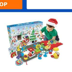 vetch toot toot advent calendar £4.98 toys r us
