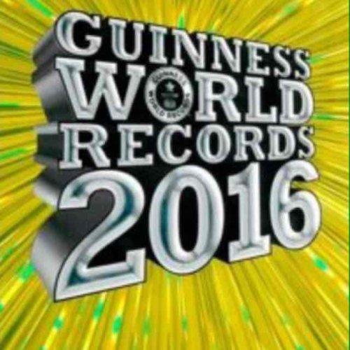 Guinness World Records 2016 book Asda 50p