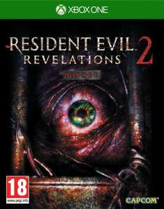 Resident Evil Revelations 2 (Xbox One) £12.00 (prime)£13.99 (non prime)  AMAZON UK