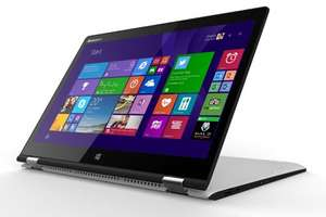 "Lenovo Yoga 3 14"" – White i7/256GB SSD - £569.99 today only plus 4% quidco @ Lenovo"