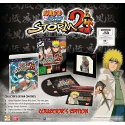 Naruto Shippuden: Ultimate Ninja Storm 2 Collectors Edition (PS3) £11.99 Delivered @ Gamecentre