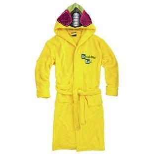spiderman/breaking bad fleece bathrobes £8.99 @ argos