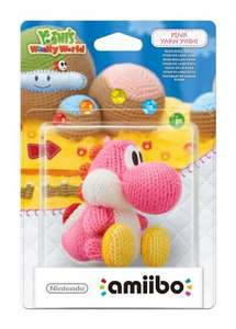 Amiibo Pink Yarn Yoshi is £8.85 (Prime) / £10.84 (non Prime) @ Amazon again @ Amazon (Nintendo 3DS / Wii U)