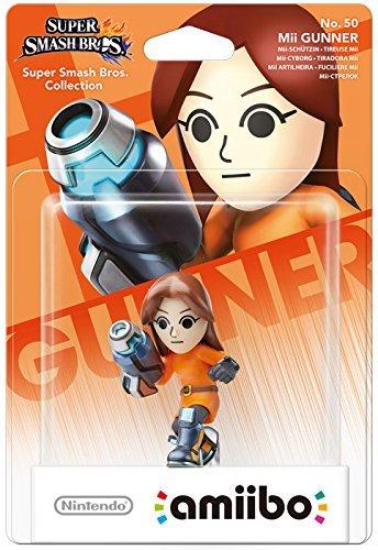 Amiibo Smash Bros Mii Gunner just £4.23 (Prime) £6.22 (Non Prime) @ Amazon! (Nintendo Wii U / 3DS)