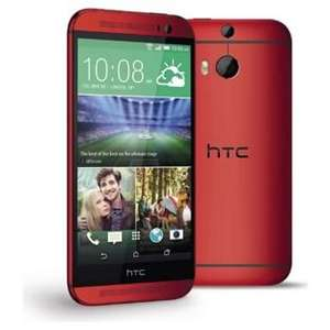 HTC One M8s Red unlocked now only £199.99 at Argos plus £10 Credit voucher