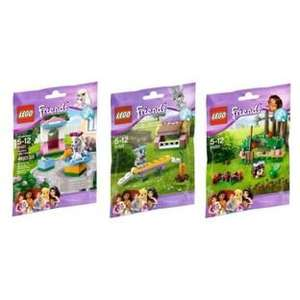 Lego Friends Mini Blind bags NOW 99p @ Argos free reserve & collect.