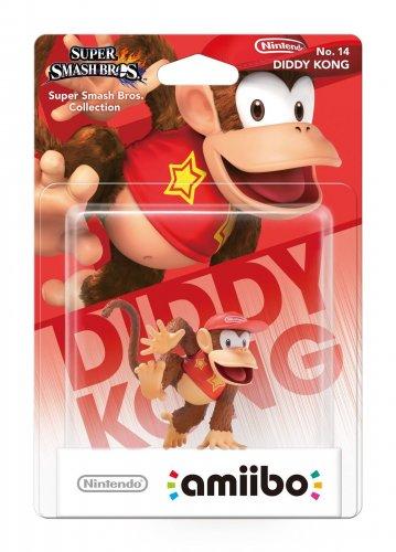 Diddy Kong Smash Bros Amiibo £8.99 delivered @ Argos Ebay Outlet (Nintendo 3DS / Wii U)