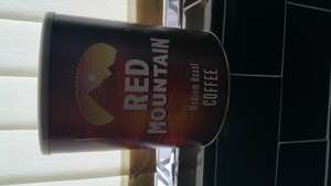 Red Mountain Medium Roast Coffee £4.99 @ Home bargains