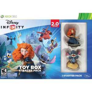 Disney infinity 2.0 toy box xbox 360 £11.49 in store @ Disney Store Milton Keynes